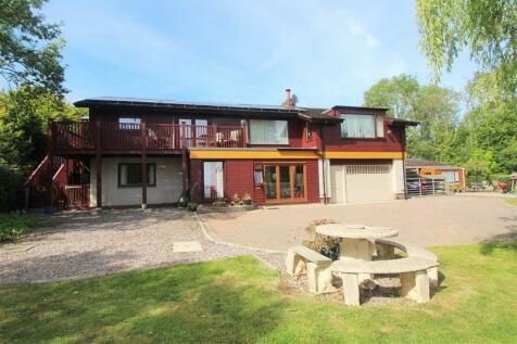 Dyke, Forres, IV36. 5 bedroom detached house for sale