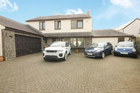 Bishopston Road, Bishopston, Glamorgan. 4 bedroom detached house