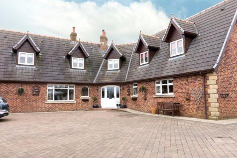 Notwen, Kirkpatrick-Fleming, Lockerbie, Dumfriesshire. 5 bedroom detached house for sale