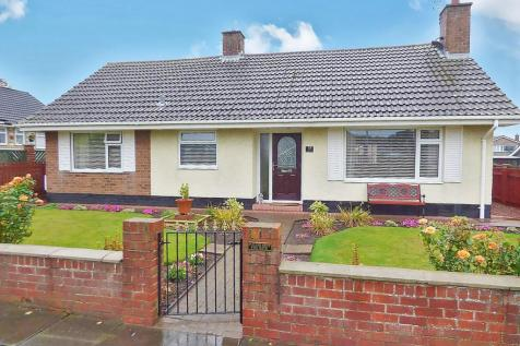 The Demesne, North Seaton village, Ashington, Northumberland. 2 bedroom detached bungalow for sale