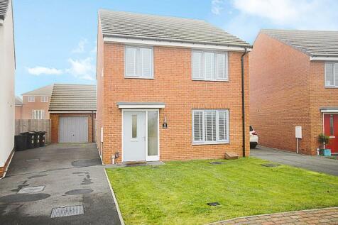 Gibb Avenue, Darlington, Durham. 4 bedroom detached house for sale