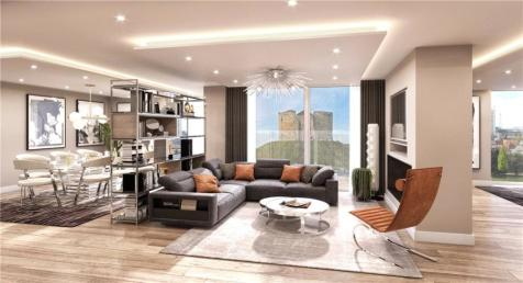 Piccadilly, York, YO1. 3 bedroom penthouse for sale