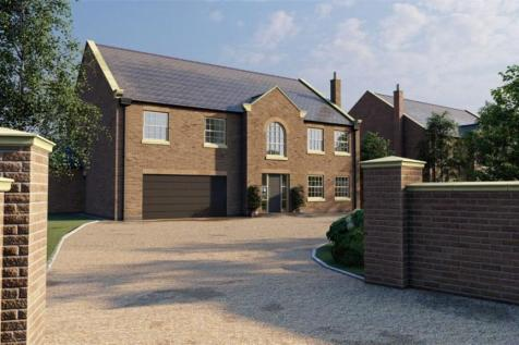 Clay Lane, Breighton, YO8. 5 bedroom detached house for sale