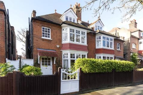 Fairfax Road, London, W4. 5 bedroom semi-detached house