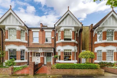 Wavendon Avenue, London, W4. 4 bedroom semi-detached house for sale