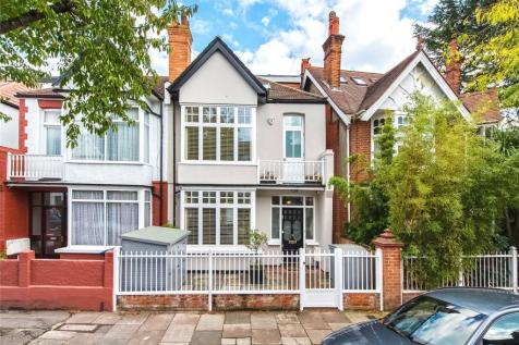 Rusthall Avenue, London, W4. 4 bedroom semi-detached house for sale