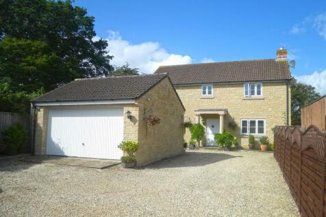 Goose Lane, Horton, Ilminster. 4 bedroom detached house