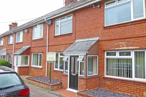 Southview, Hemyock, Cullompton. 3 bedroom terraced house