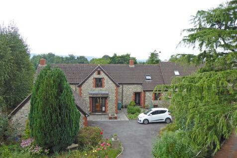 Colham Lane, Winsham, Chard. 4 bedroom semi-detached house