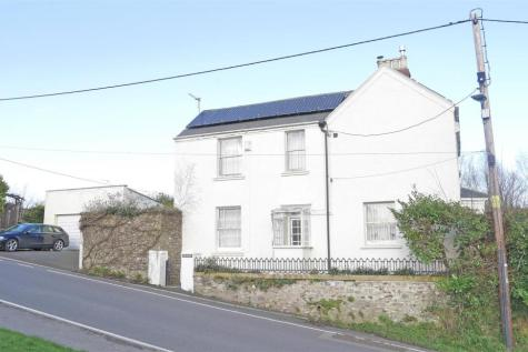 Combe Hill, Combe St. Nicholas, Chard. 4 bedroom detached house