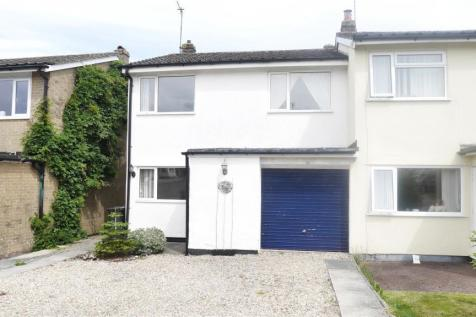 Watermead, South Chard, Chard. 3 bedroom semi-detached house
