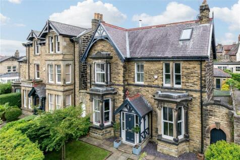 Kings Road, Harrogate, North Yorkshire, HG1. 5 bedroom detached house