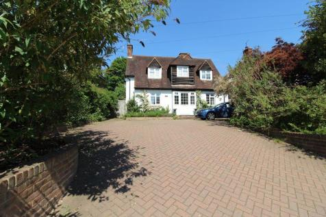 Hadlow Road, Tonbridge, TN9 1LF. 4 bedroom detached house for sale