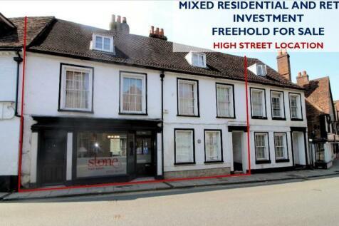 High Street, Sevenoaks, Kent, TN13. 5 bedroom terraced house