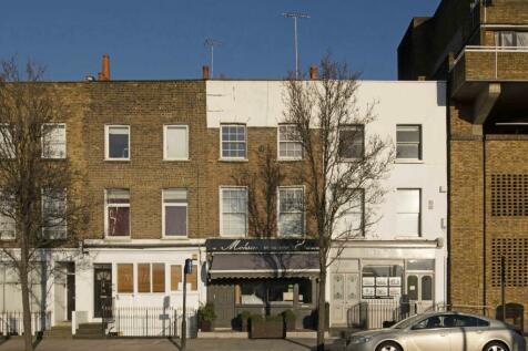 Warwick Road, Kensington. Studio flat