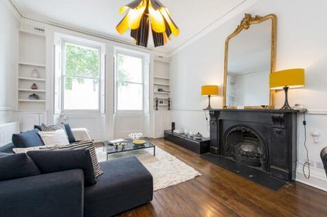 Ladbroke Gardens, Notting Hill. 1 bedroom apartment
