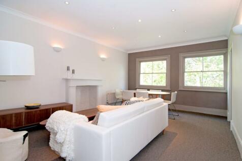 Ladbroke Gardens, Notting Hill. 2 bedroom apartment