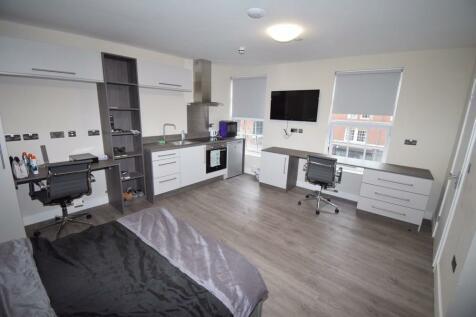Wardwick, Derby, DE1 1HA. 1 bedroom property