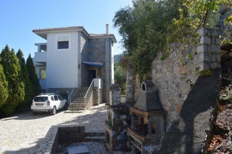 Kitries, Messinia, Peloponnese. 4 bedroom villa for sale