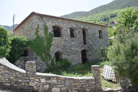 Mani, Peloponnese. 3 bedroom stone house for sale