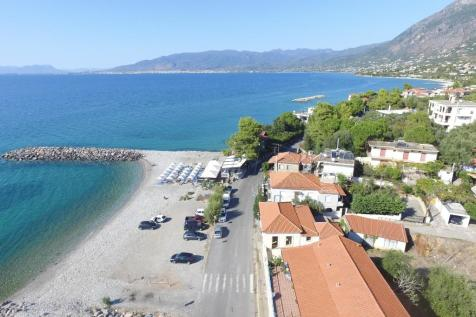 Kitries, Messinia, Peloponnese. 6 bedroom house for sale