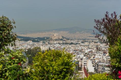 Athens, Attica. 4 bedroom penthouse for sale