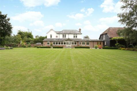 Collingbourne Road, Burbage, Marlborough, Wiltshire, SN8. 5 bedroom detached house for sale