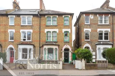 Crouch Hill, Crouch End, London, N4, Crouch End, North London property