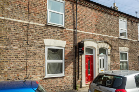 Lansdowne Terrace, York, YO10. 4 bedroom terraced house