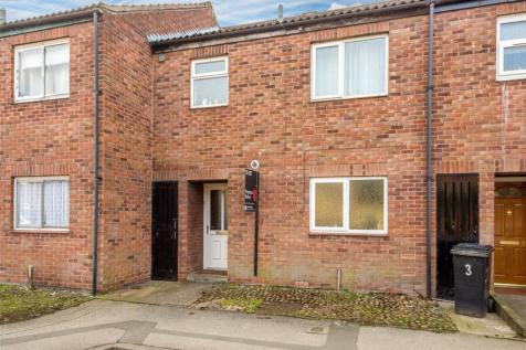 Belgrave Street, York, YO31. 3 bedroom terraced house