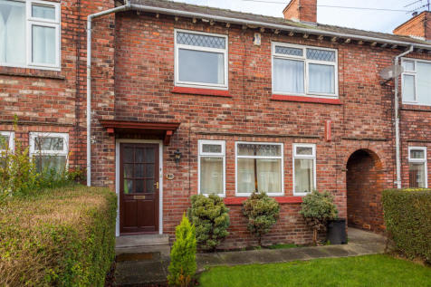 Carter Avenue, York, YO31. 4 bedroom terraced house