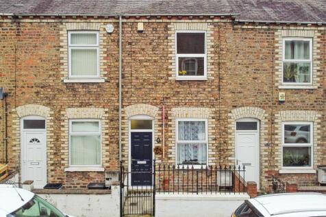 Milton Street, York, YO10. 3 bedroom terraced house