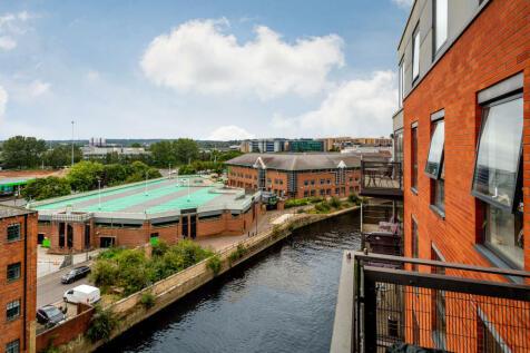 The Quays, Concordia Street, Leeds, LS1. 2 bedroom flat