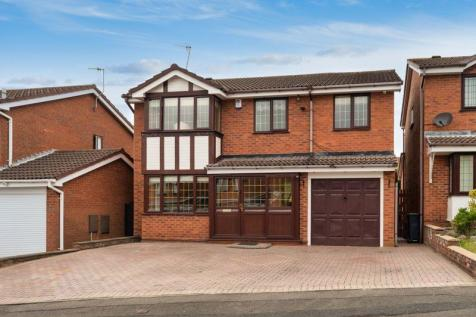 Gainsborough Place, Milking Bank, Dudley. 5 bedroom detached house