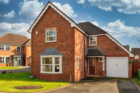 Breamore Crescent, Dudley. 4 bedroom detached house for sale