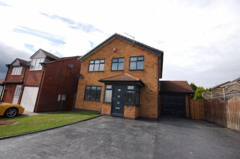Otterburn Drive, Ashington. 4 bedroom detached house for sale