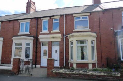 Plessey Road, Blyth. 3 bedroom terraced house