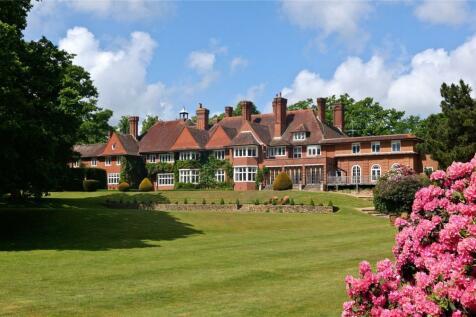 Lock, Partridge Green, Horsham, West Sussex, RH13. 10 bedroom detached house for sale