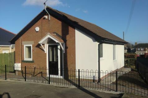 John Street, Pegswood, Morpeth, NE61 6UQ. 1 bedroom detached bungalow