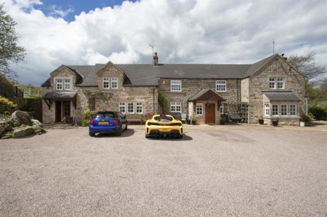 Yew Tree Lodge, New Road, Alderwasley, Derbyshire, DE56 2SQ property