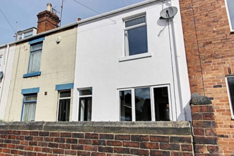 Sterland Street, Chesterfield. 2 bedroom terraced house