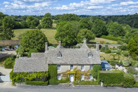 Quenington, Nr. Cirencester. 5 bedroom detached house