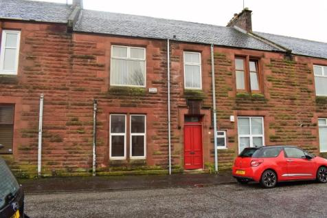 Mackinlay Place, Kilmarnock, Ayrshire, KA1. 2 bedroom flat