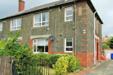 Seaforth Crescent, Ayr, Ayrshire, KA8. 1 bedroom ground floor flat