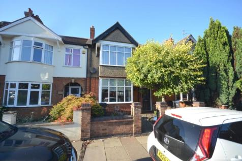 Abington Avenue, Abington, Northampton, NN1. 4 bedroom terraced house