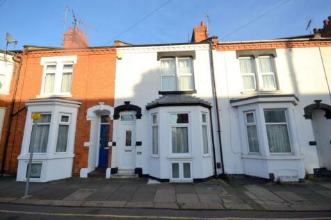 Lutterworth Road, Abington, Northampton, NN1. 3 bedroom terraced house for sale