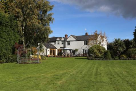 East View House, Pickstock, Newport, Shropshire. 6 bedroom detached house for sale