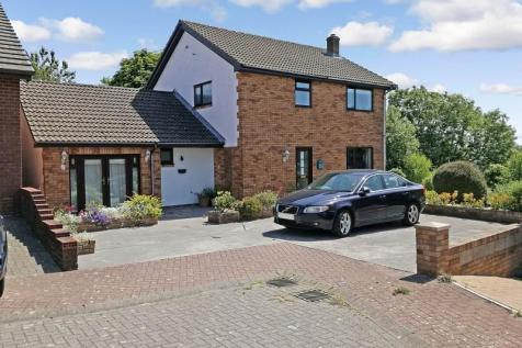 Glasfryn, Brackla , Bridgend . CF31 2JN. 5 bedroom detached house