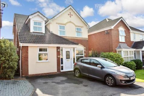 Nant Y Wennol, Broadlands, Bridgend. CF31 5DB. 3 bedroom detached house