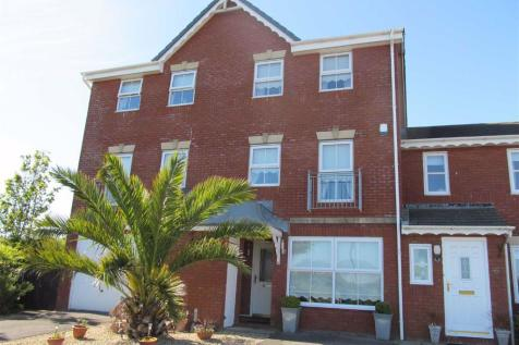 Clos Mancheldowne, Barry, Vale Of Glamorgan. 3 bedroom town house